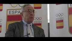 """Alejandro Blanco: """"Nuestros olímpicos estarán vacunados en mayo"""""""