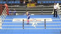 Final del Boxam júnior (46 Kg) entre Rafa Lozano Jr. y Angelo Gracioso