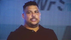Ronaldo Nazario, estrella en el World Football Summit 2018