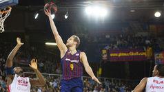 Liga ACB. Resumen Barcelona 105-73 Murcia
