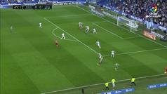 Gol de Oyarzabal (1-0) en el Real Sociedad 3-0 Leganés