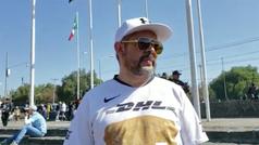 Aficionados de Pumas sin resentimientos con Nico Castillo en su regreso a CU