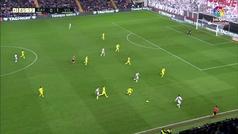 Gol de Raúl de Tomás (1-1) en el