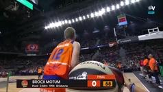 Brock Motum, el cañonero oceánico que ha conquistado la ACB