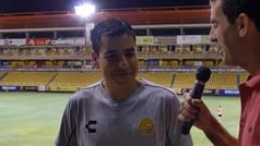 MX MARCA Claro entrevista a Toño Núñez, presidente de Dorados