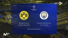 Champions League (vuelta 1/4): Resumen y goles del Borussia Dortmund 1-2 Manchester City