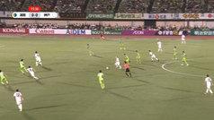 Lo mejor de Iniesta en el Shonan Bellmare 0-2 Vissel Kobe