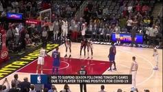 Emocionante: ¿Los últimos segundos de Vince Carter sobre una cancha de baloncesto?