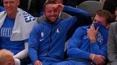Doncic, ¿víctima o verdugo?: El mayor troleo en pista del curso en la NBA
