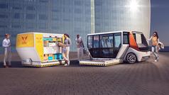Rinspeed MetroSnap, el coche que te trae la tienda a casa