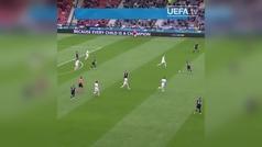 El mejor gol de la Eurocopa se lo lleva Schick con casi 800.000 votos... ¡¡POCOS SABEN HACERLO!!