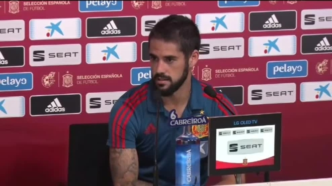 Write Whatever You Want to Write - Isco Slams Journalist