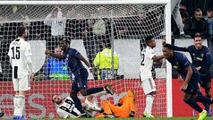 Champions League (J4): Resumen y goles del Juventus 1-2 Manchester United
