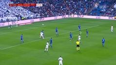 MX: Gol de Isco (4-0) en el Real Madrid 6-1 Melilla