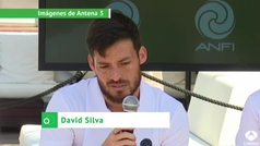 David Silva confirma que éste será su último año en el City y sueña con retirarse en Las Palmas