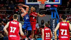 Liga ACB. Resumen: Zaragoza 77-97 Andorra
