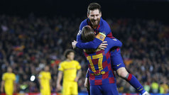 Champions League (Grupo F): Resumen y goles del Barcelona 3-1 Dortmund