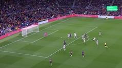 Gol de Messi (2-0) en el Barcelona 3-0 Liverpool