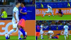 La Copa América en estado puro: revive la dureza del Argentina-Colombia