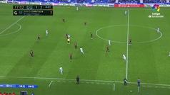 Gol de Willian José (2-2) en el Real Sociedad 2-2 Rayo Vallecano