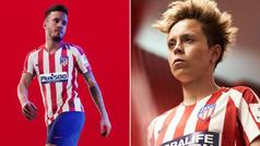 Así será la nueva camiseta del Atlético de Madrid para la temporada 2019/20