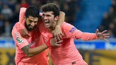 LaLiga (J34): Resumen y goles del Alavés 0-2 Barcelona