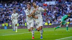 Copa del Rey (1/16, vuelta): Resumen y goles del Real Madrid 6-1 Melilla