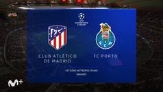 Champions League (J1): resumen del Atlético de Madrid 0-0 Oporto