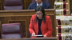 Marlaska recibe una ristra de insultos y reproches de la oposición en el Congreso