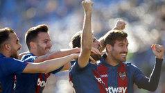 Copa del Rey (1/16, vuelta): Resumen y goles del Levante 2-0 Lugo