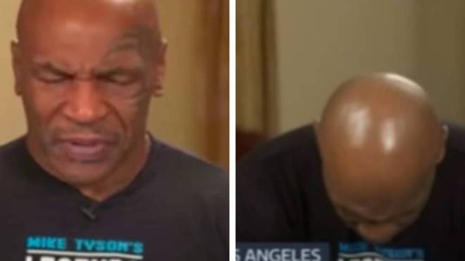 Questions raised about 'bizarre' Mike Tyson interview on Good Morning Britain