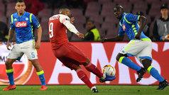 Europa League (cuartos, vuelta): Resumen y gol del Nápoles 0-1 Arsenal