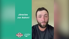 La maravillosa iniciativa de Jon Rahm