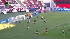 Flamengo comienza el Brasileirao perdiendo 0-1... ¡con gol en propia Filipe Luis!