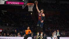 Liga ACB. Resumen: Baskonia 87-86 Joventut