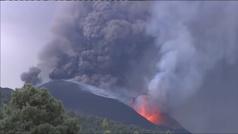 Vuelven a repetirse los terremotos con una magnitud superior a 4 en el sur de La Palma