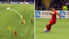 Este es el Hazard que todos quieren ver en el Bernabéu: ¡tremenda asistencia de 30 metros!