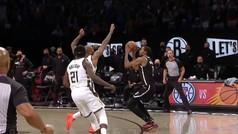 Así fue la jugada de Durant que pudo cambiar la historia de la NBA