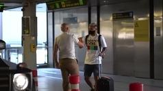El Cucho Hernández llega a Madrid