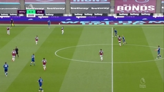 Premier League (J35): Resumen y goles del West Ham 0-1 Everton