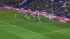 Gol de Campaña (2-0) en el Levante 4-0 Betis