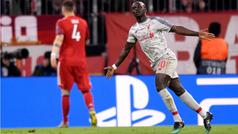 Champions League (octavos, vuelta): Resumen y goles del Bayern 1-3 Liverpool