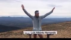 Luis Alberto Hernando se 'mete' en política