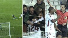 Bela hizo un Diego Costa: golazo, celebración y a la calle