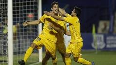 LaLiga 123 (J1): Resumen y goles del Alcorcón 1-1 Sporting