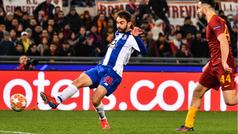 Champions League (octavos, ida): Resumen y goles del Roma 2-1 Oporto