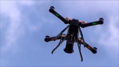 Madrid vigilará con drones que se cumplan las limitaciones
