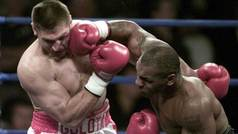 Mike Tyson y su KO de la marihuana: así hizo huir a Golota