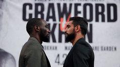 """Amir Khan, sobre la pelea con Terence Crawford: """"Es increíble pelear de nuevo por un título mundial"""""""