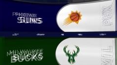 Los 41 puntos de Antetokounmpo someten a los Suns y aprietan la final de la NBA